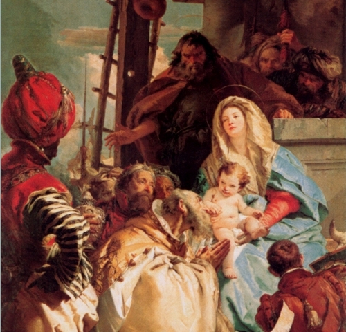 [Tiepolo - Visit of the Magi]